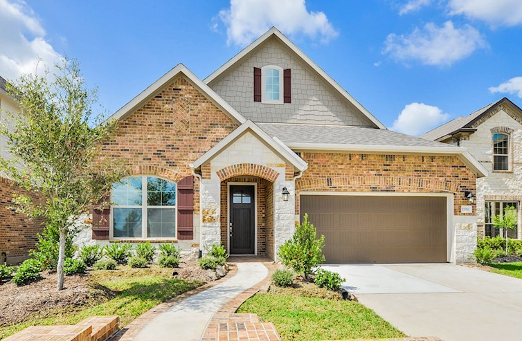Capri Elevation French Country M quick move-in