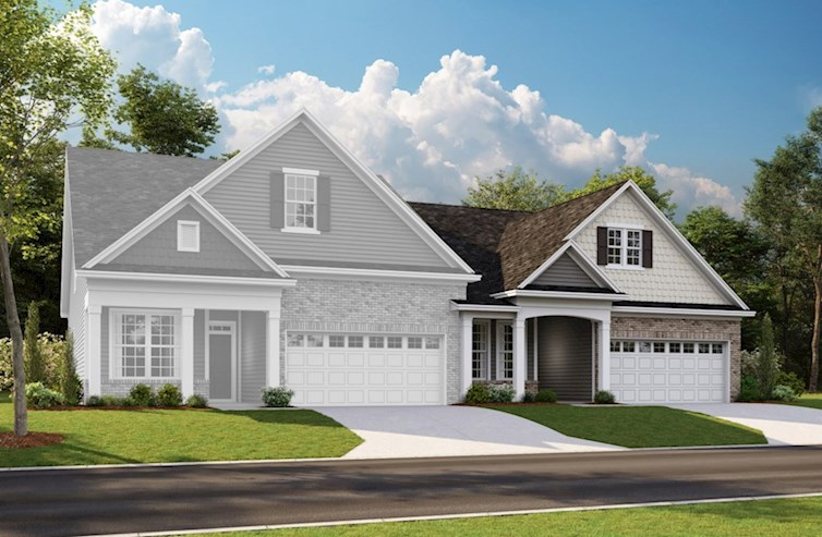 Tuscany Elevation Traditional TRL quick move-in