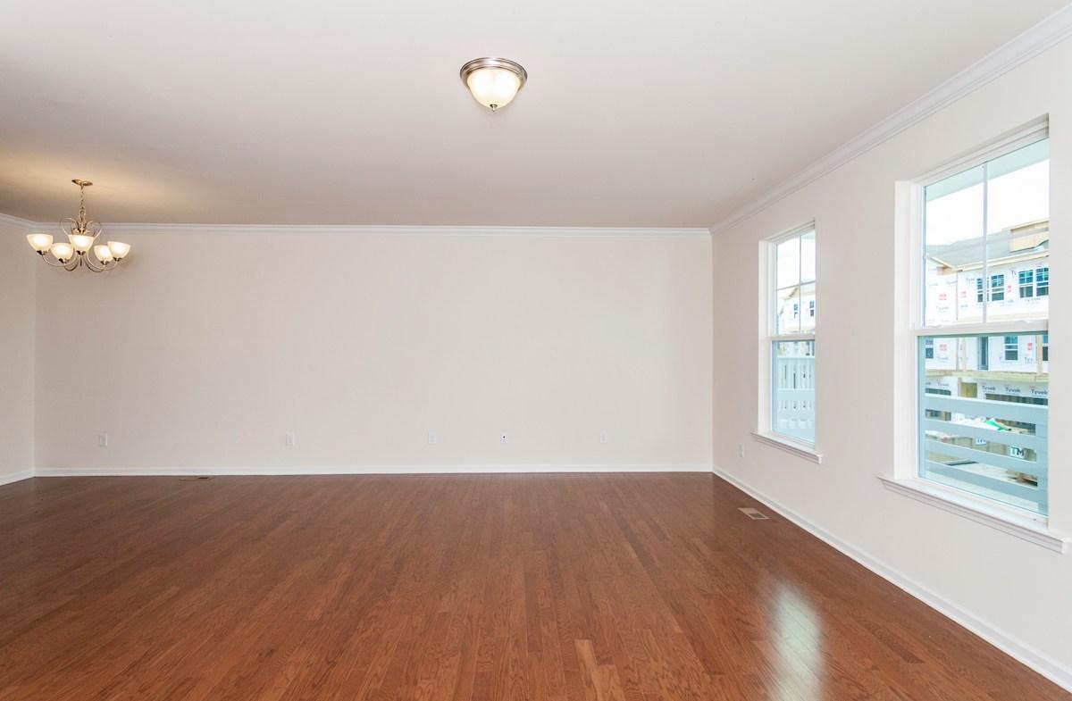 Peak 502 Hunter large living room