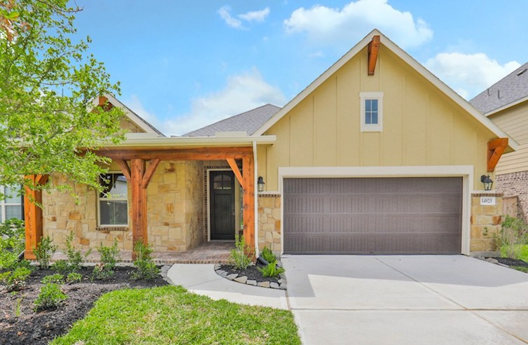 Madison Elevation Hill Country L quick move-in