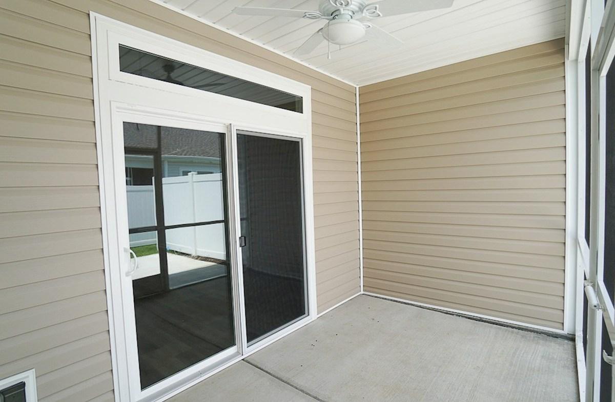 Wisteria quick move-in private screened porch