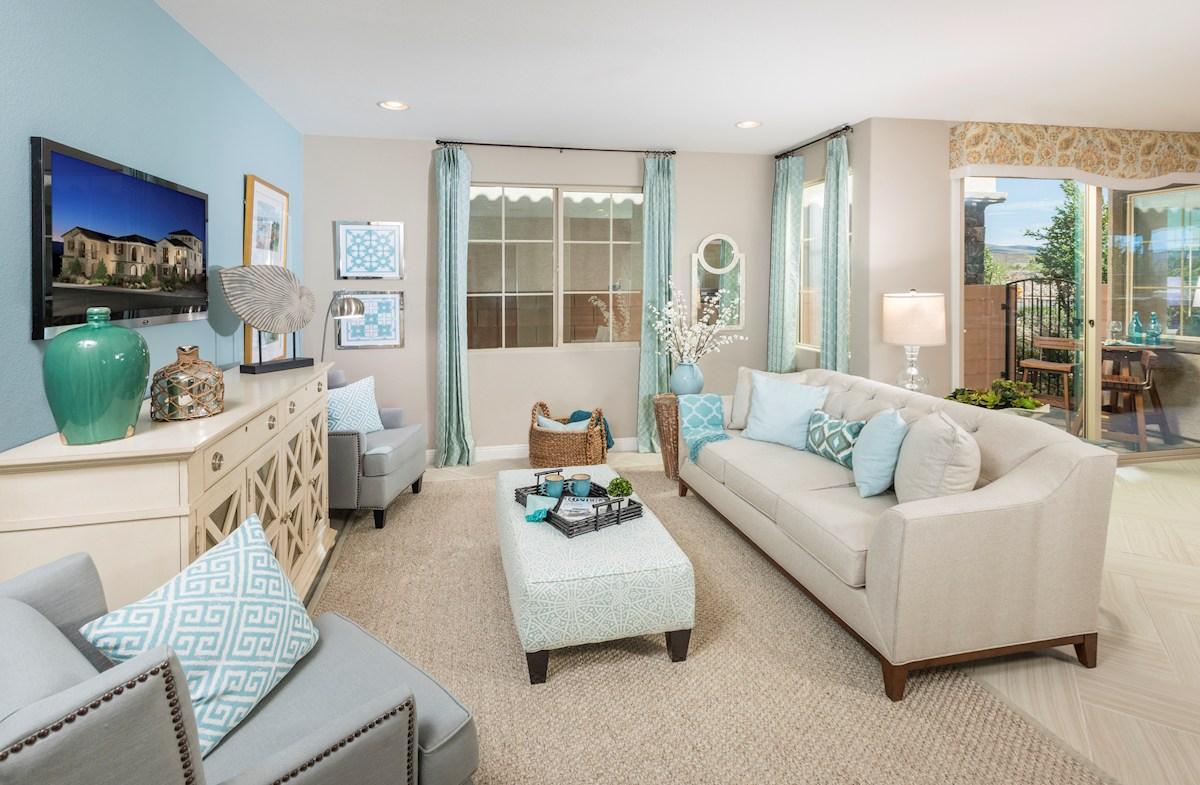 Inspirada Sausalito Family Room
