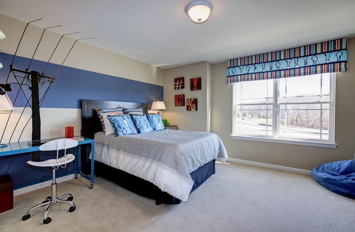 Summerfield Jefferson spacious bedroom