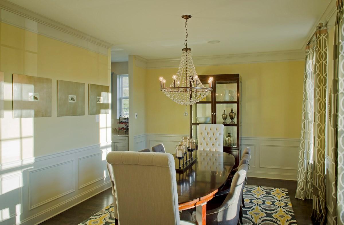 Wincopia Farms Federalsburg private dining room