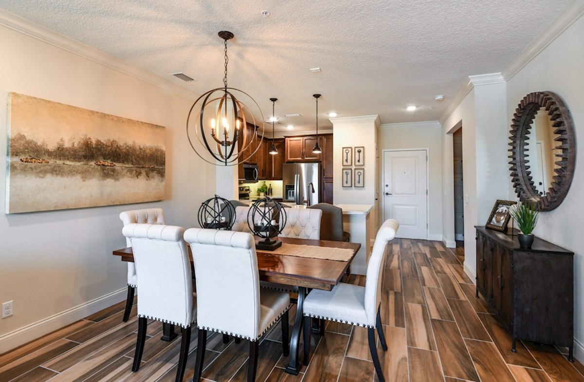 Gatherings® of Lake Nona Aspen with Study casual dining