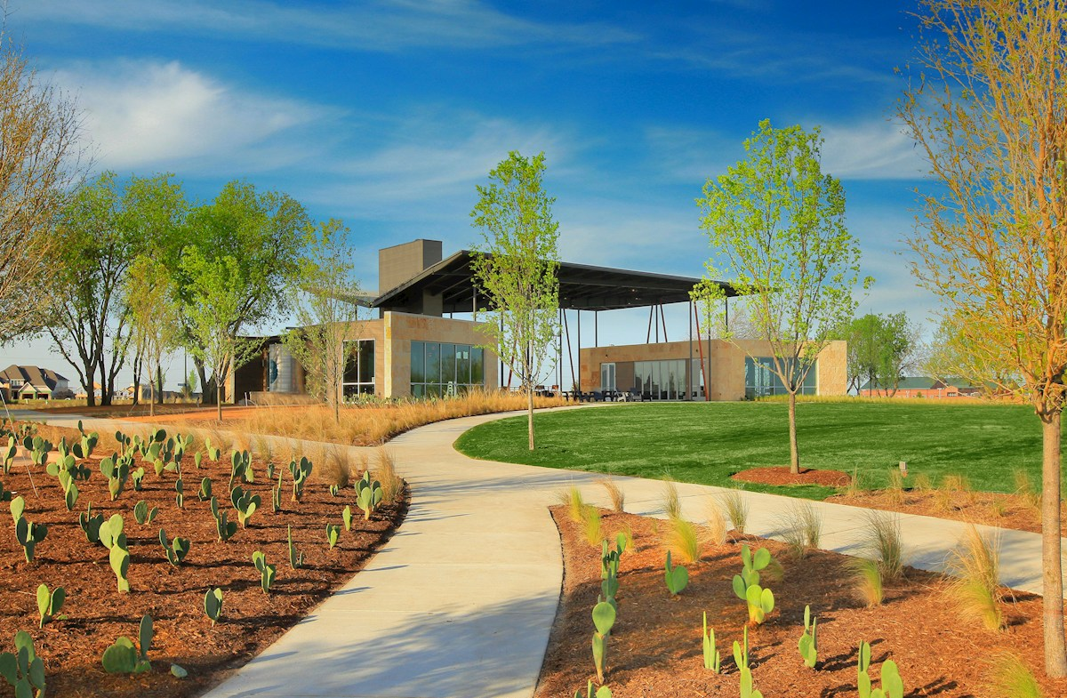 community amenity center