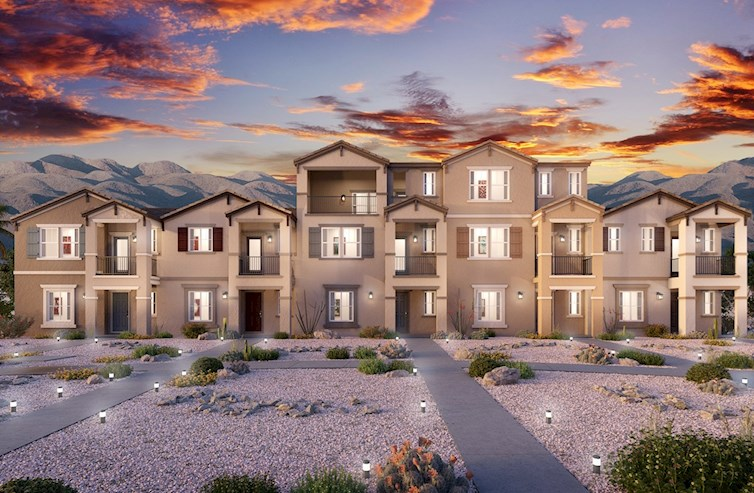 New townhomes April 2021