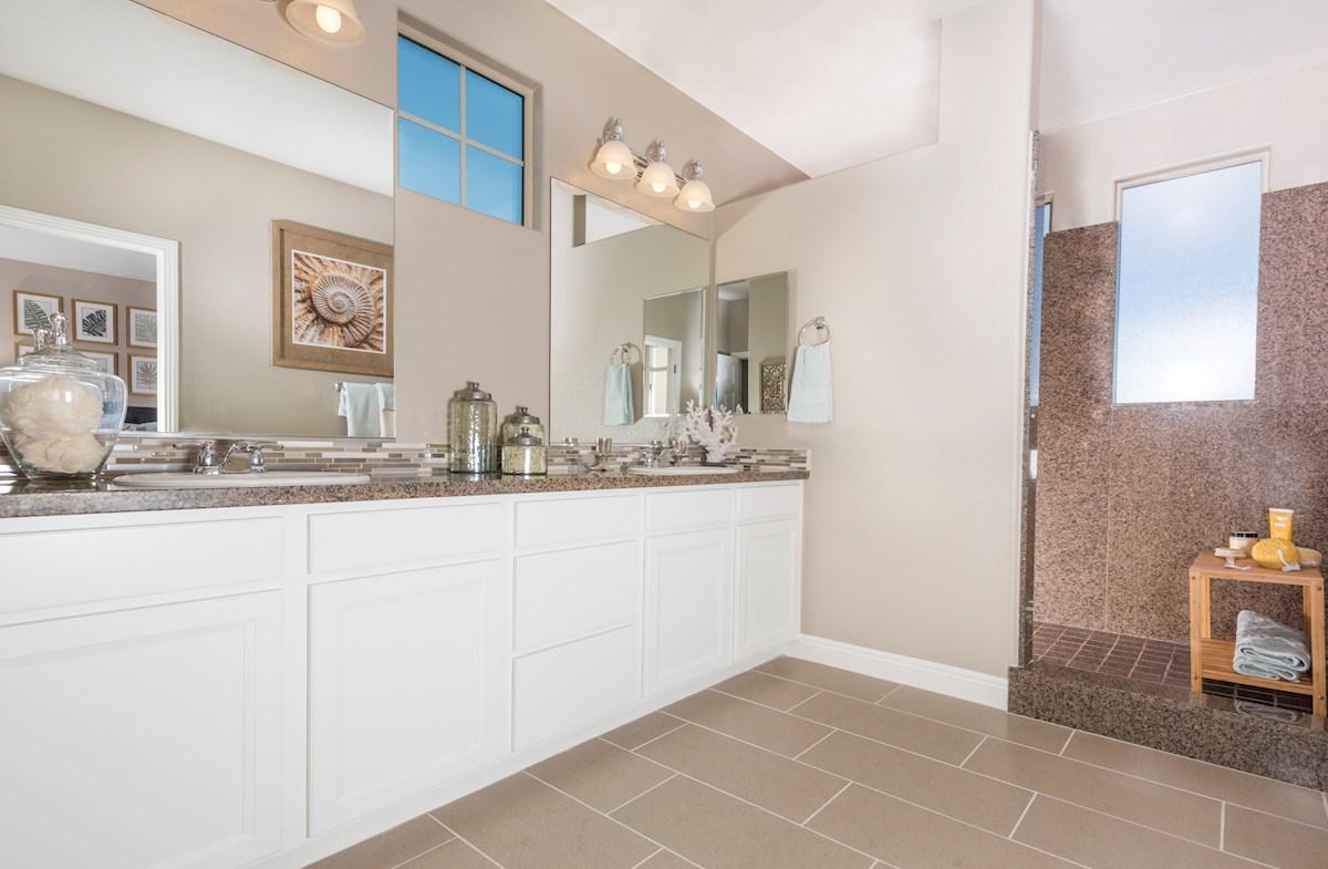 Inspirada Sausalito Choice Master Bath 'A'