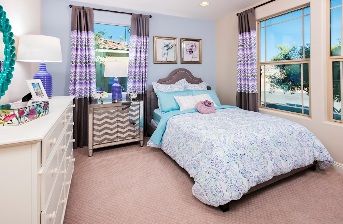Park Collection at Inspirada Denali ample secondary bedroom