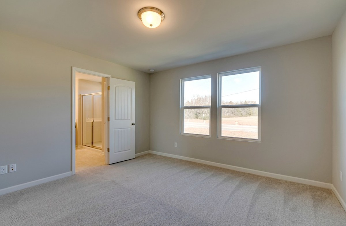 Laurel quick move-in spacious master bedroom