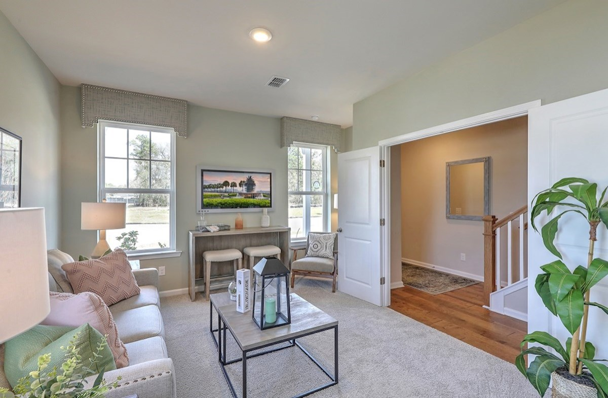 The Marshes at Cooper River Jasmine versatile bonus room