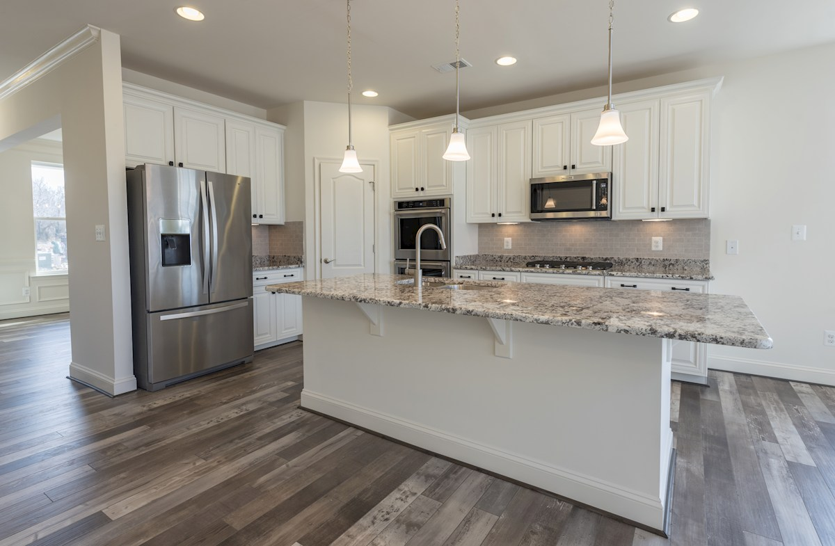 Bayard quick move-in Elegant selections in the kitchen