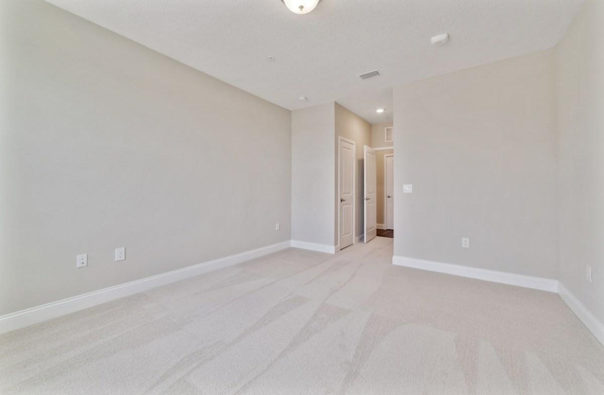 Aspen quick move-in secondary bedroom