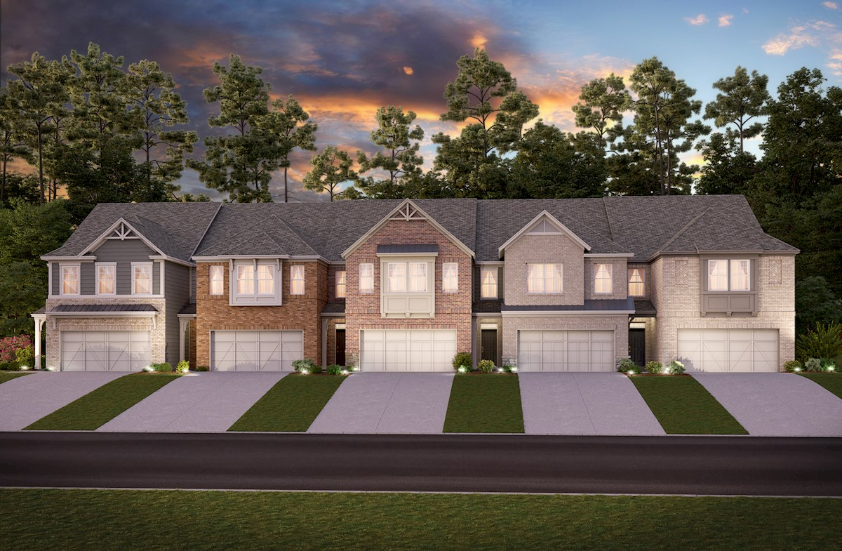 Two-story Townhomes