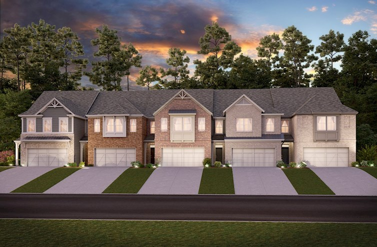Two-story Townhomes Coming April 2019