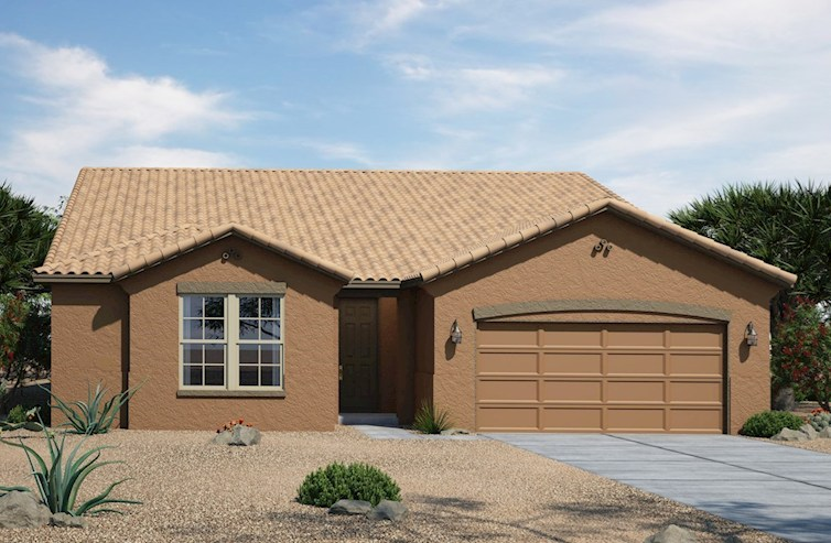 Rockwell Elevation Tuscan M quick move-in
