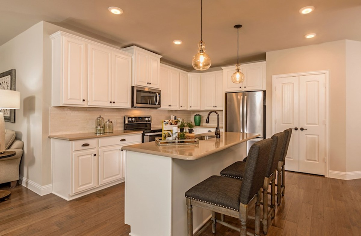 Gatherings® at Indian Lake Wiltshire chef-inspired kitchen