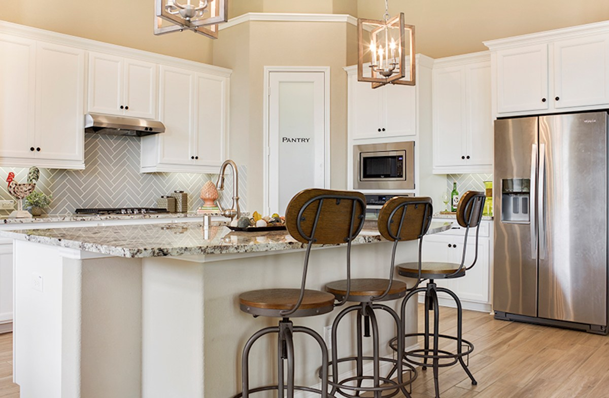 Wildwood at Oakcrest Bandera spacious Choice Kitchen