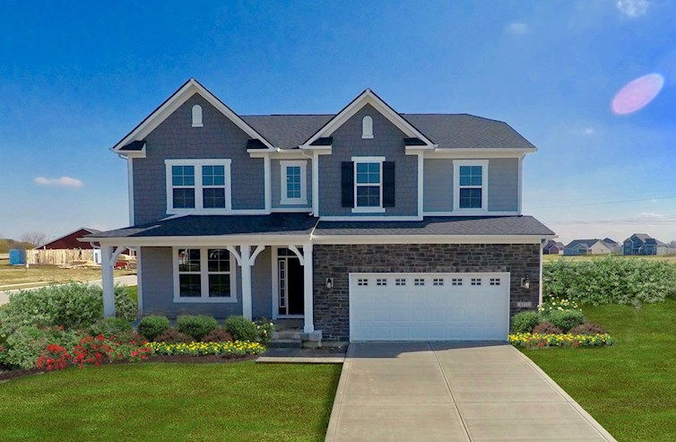 Shelby Elevation French Country  quick move-in