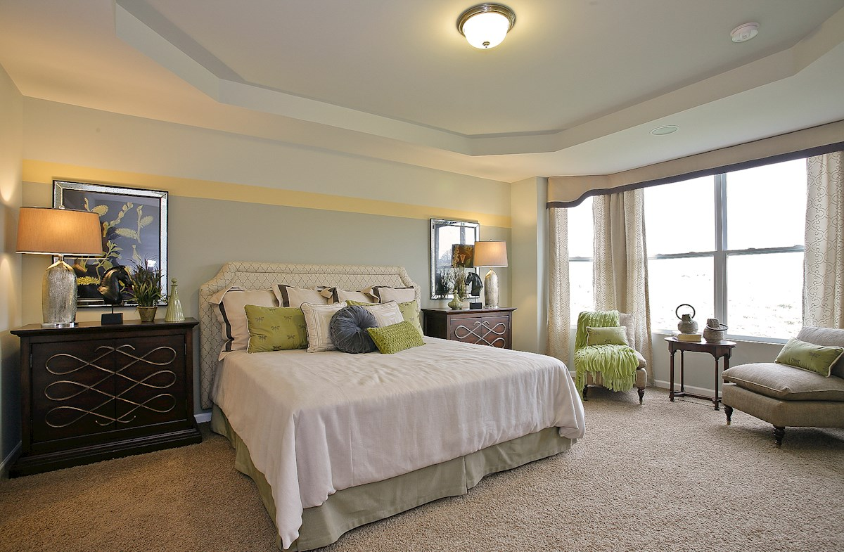 Owl Creek Greenwich private master bedroom