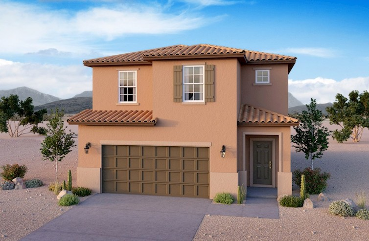 Mesquite Elevation Mediterranean L