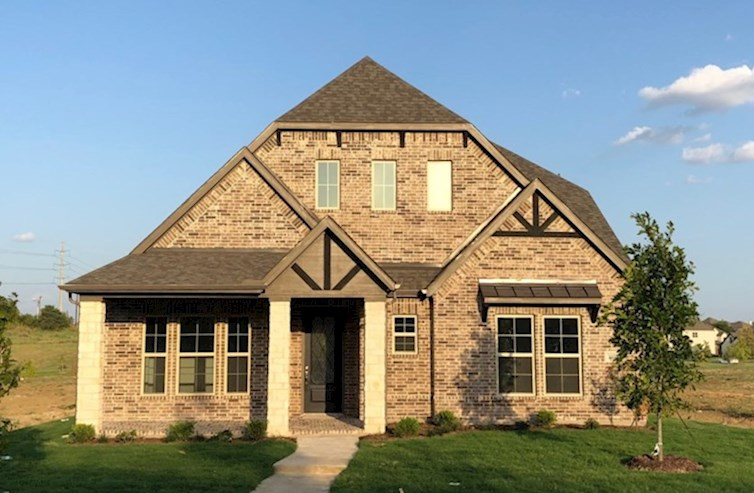 Brighton Elevation Hill Country U quick move-in