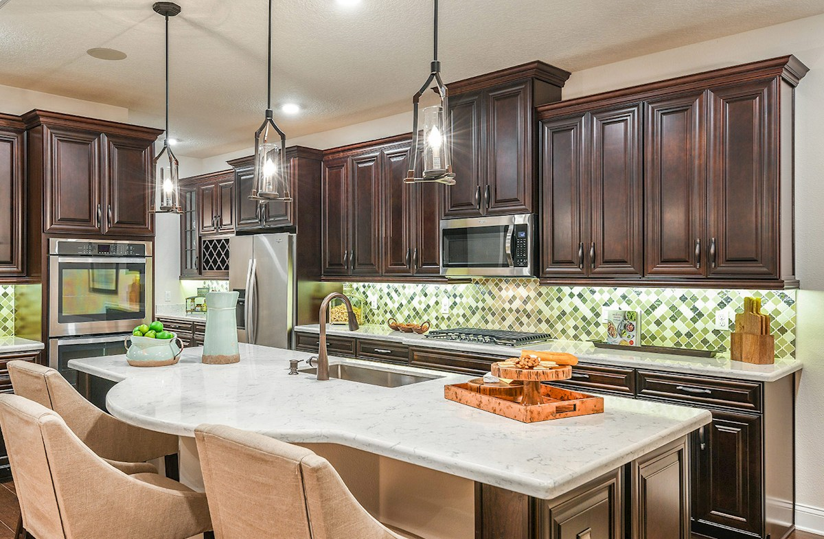 Windermere Isle Washington viatera kitchen counters