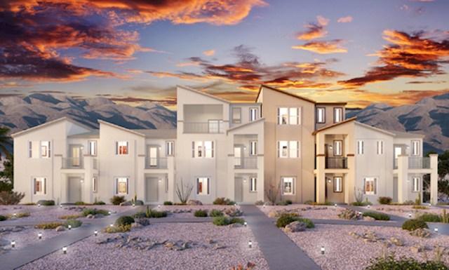 Beazer Homes | Union Trails | The Barclay Model | Henderson, NV