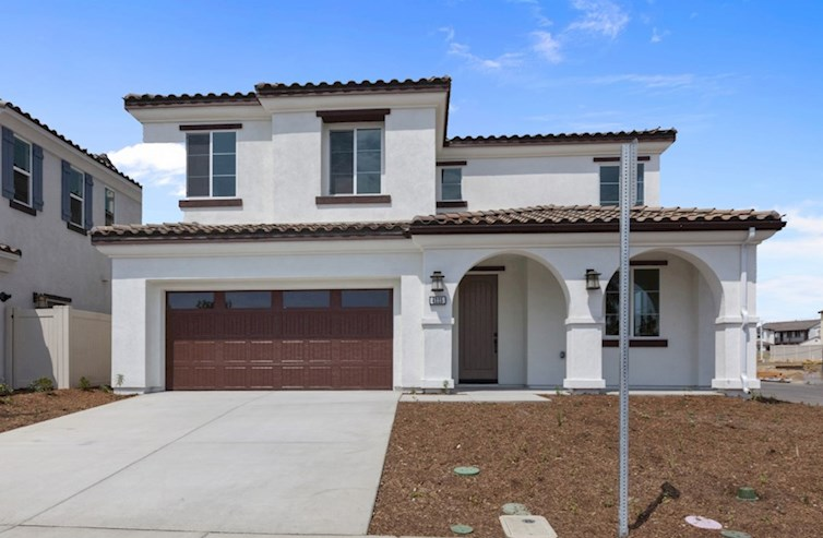 Daffodil Elevation Spanish Colonial M quick move-in