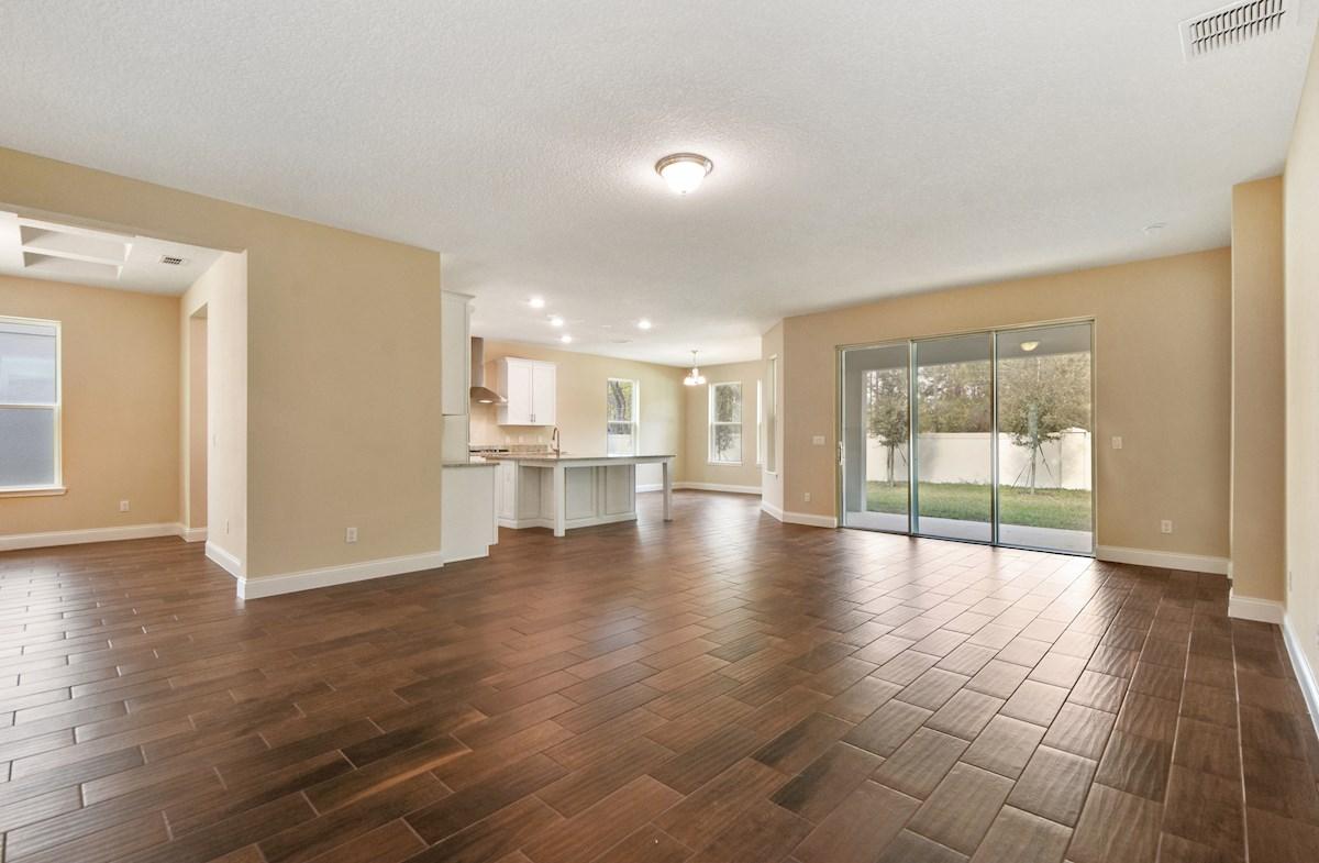 MacArthur II quick move-in open-concept great room