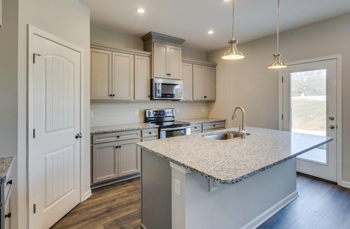 Laurel quick move-in functional kitchen