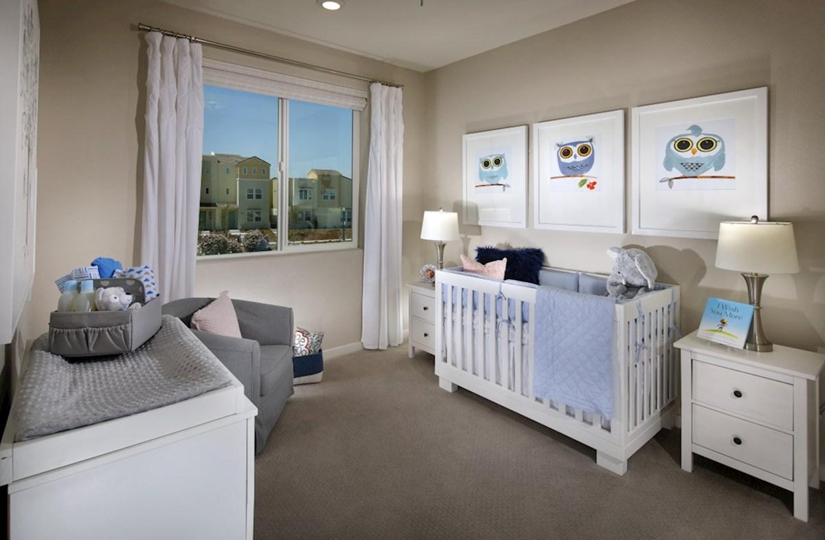 Natomas Field Augustus versatile secondary bedrooms