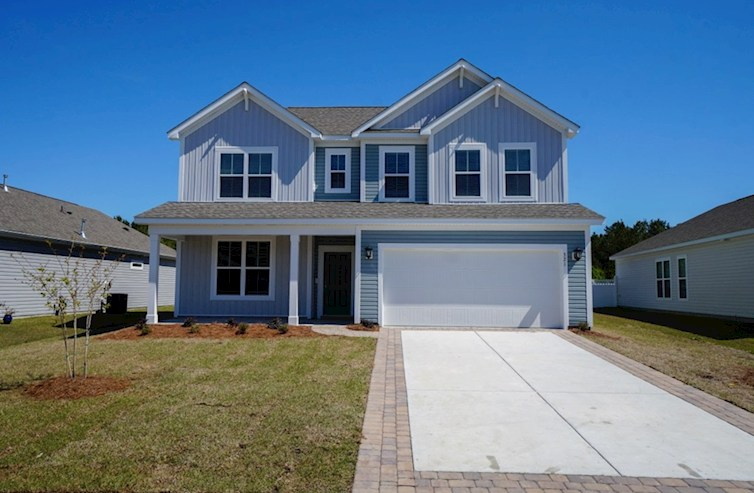 Edisto Elevation Coastal A quick move-in