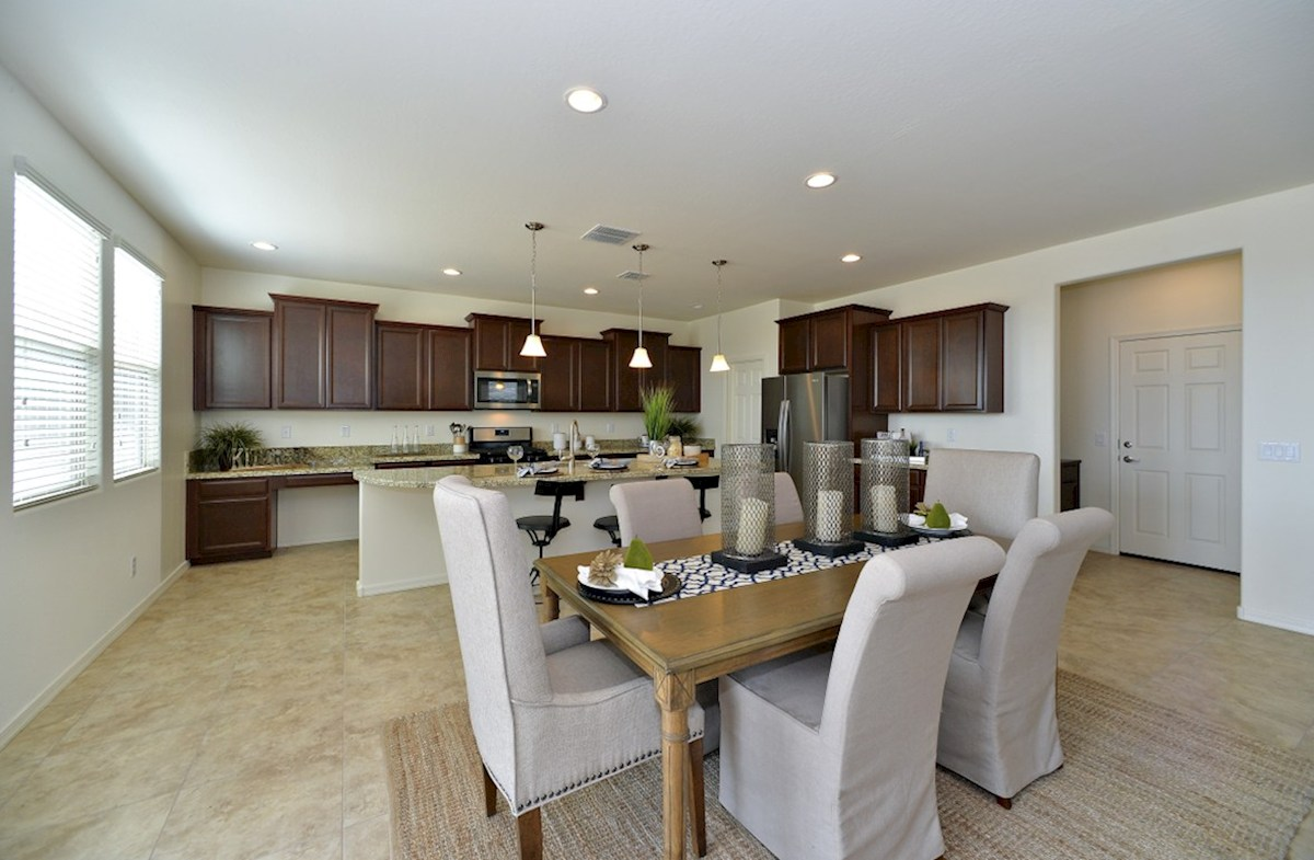 Merlot quick move-in open floorplan