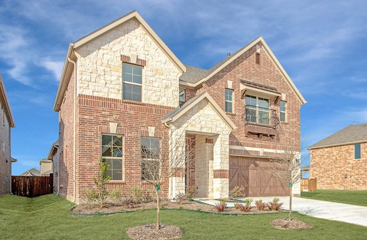 Galveston Elevation French Country P quick move-in