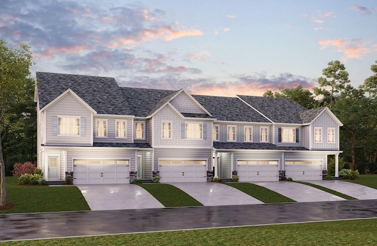 Cary, NC new homes Roberts Crossing coming to Cary