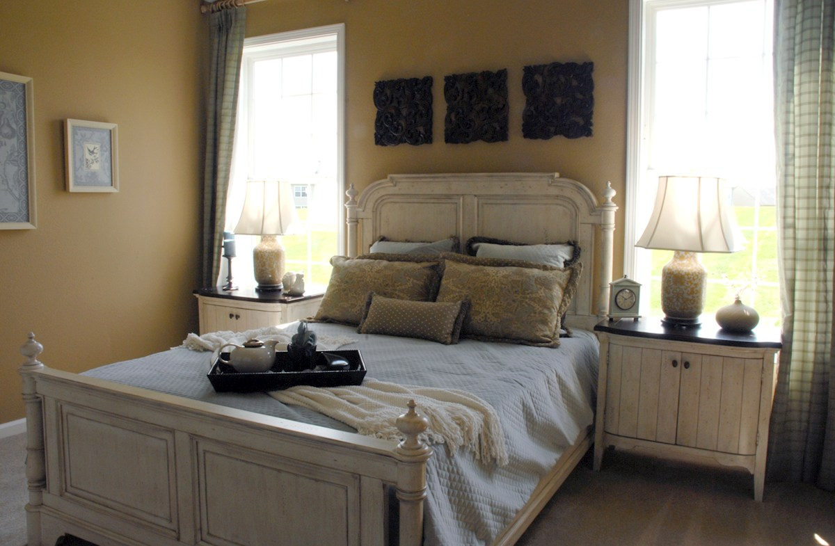 Shadow Creek Farms Braymore Master Bedroom