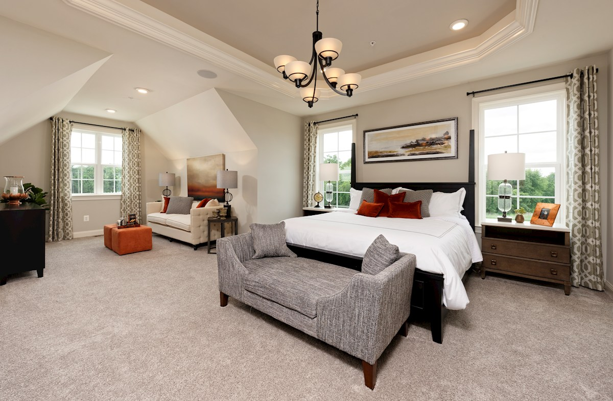 Brookview Master Suite