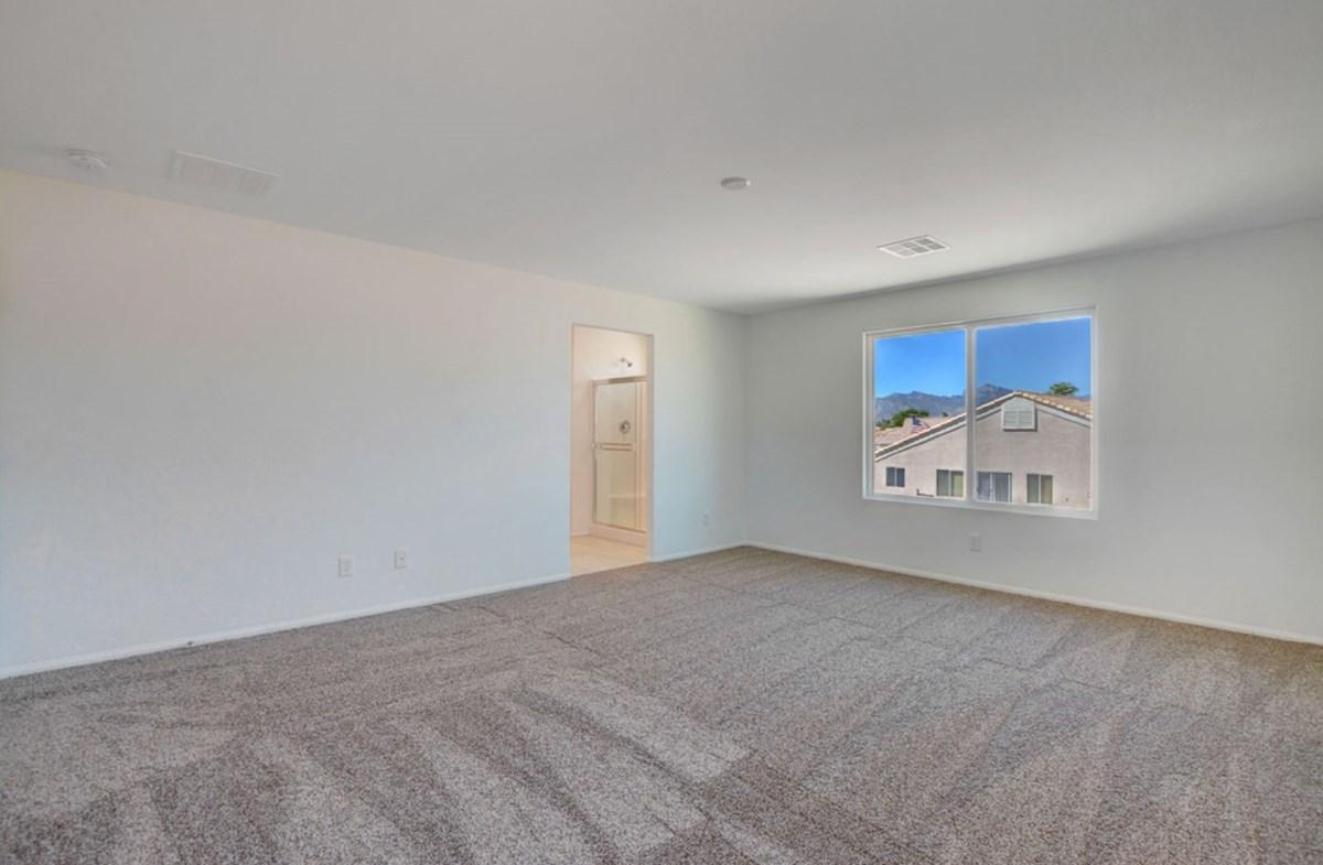 Verano quick move-in spacious master bedroom in Verano #25