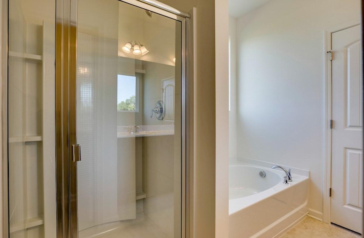 Harper quick move-in light-filled master bath