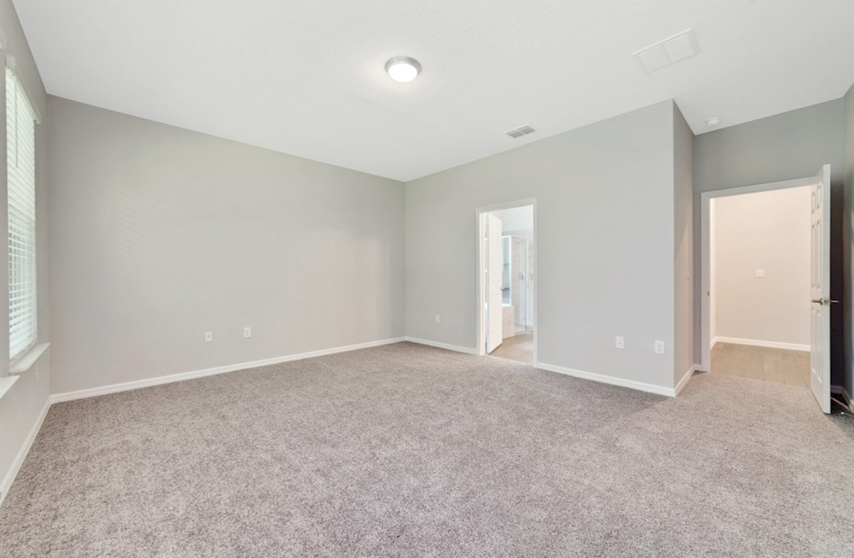 Clifton Park Kendal relaxing master bedroom