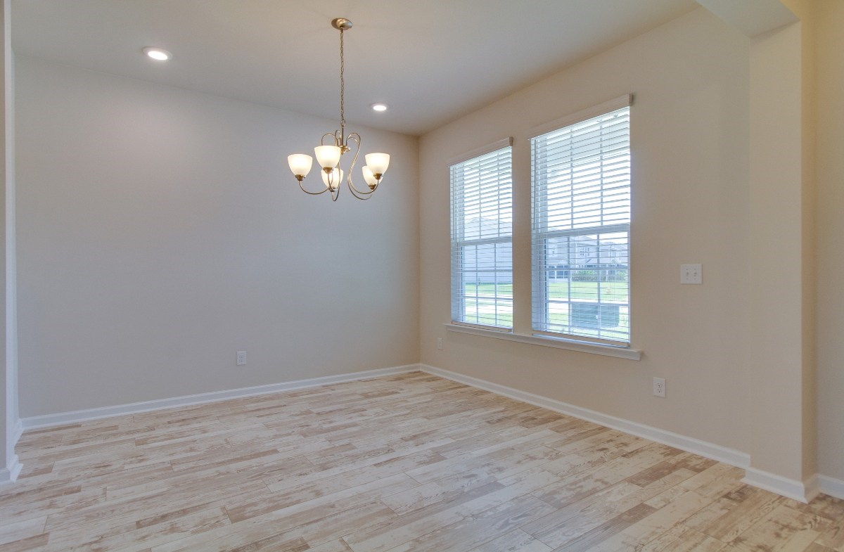 Madison quick move-in formal dining room