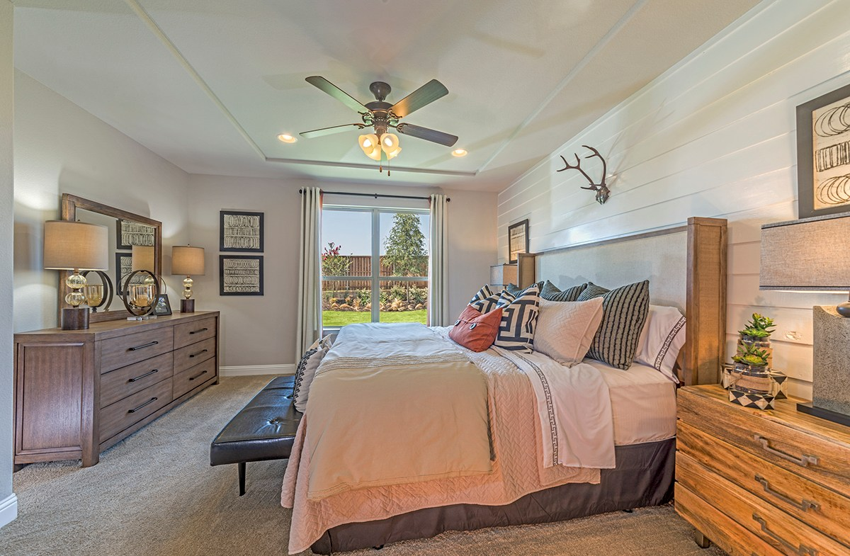 Brookhaven Master Bedroom