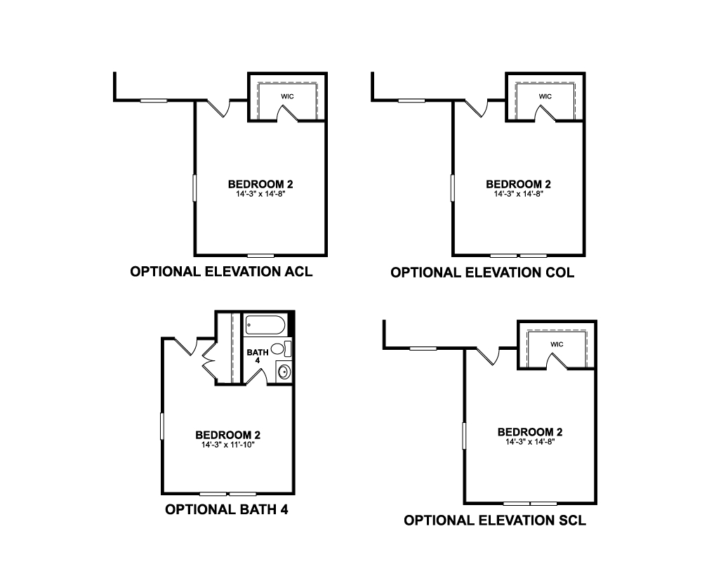Paid options for 2nd Floor