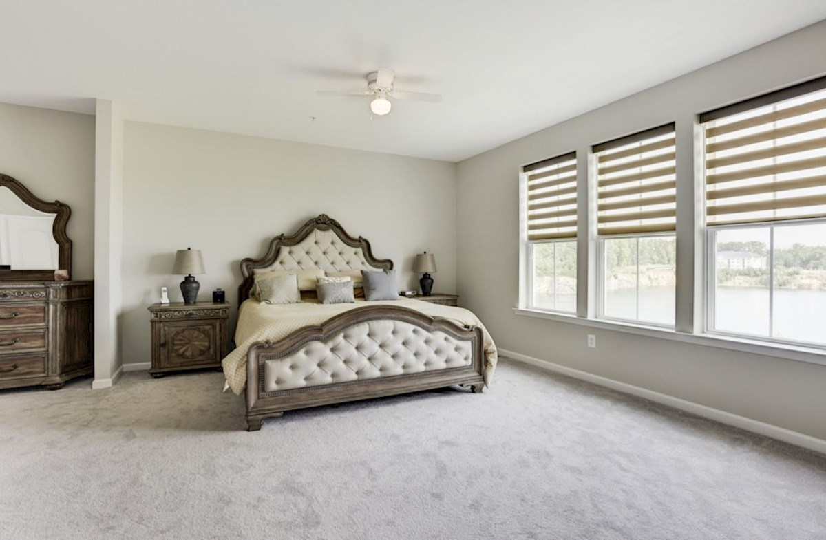 Enclave at River Hill Augusta Augusta Master Suite