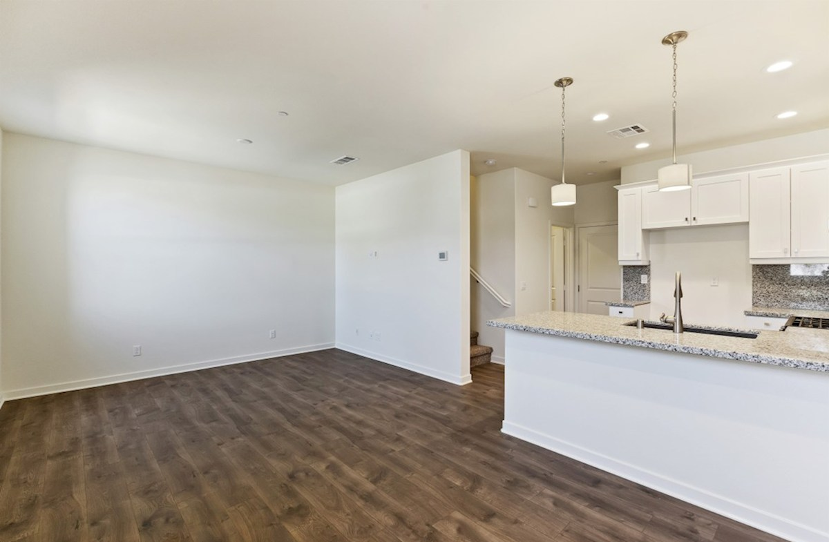 Foxtail quick move-in Spacious great room for entertaining