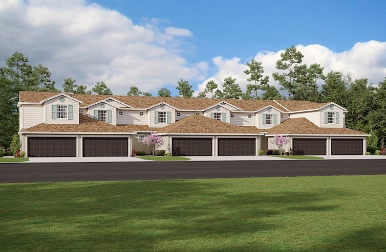 Skyway Elevation Traditional A
