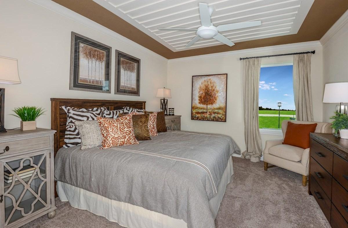 Gatherings® of Lake Nona Aspen secondary bedroom