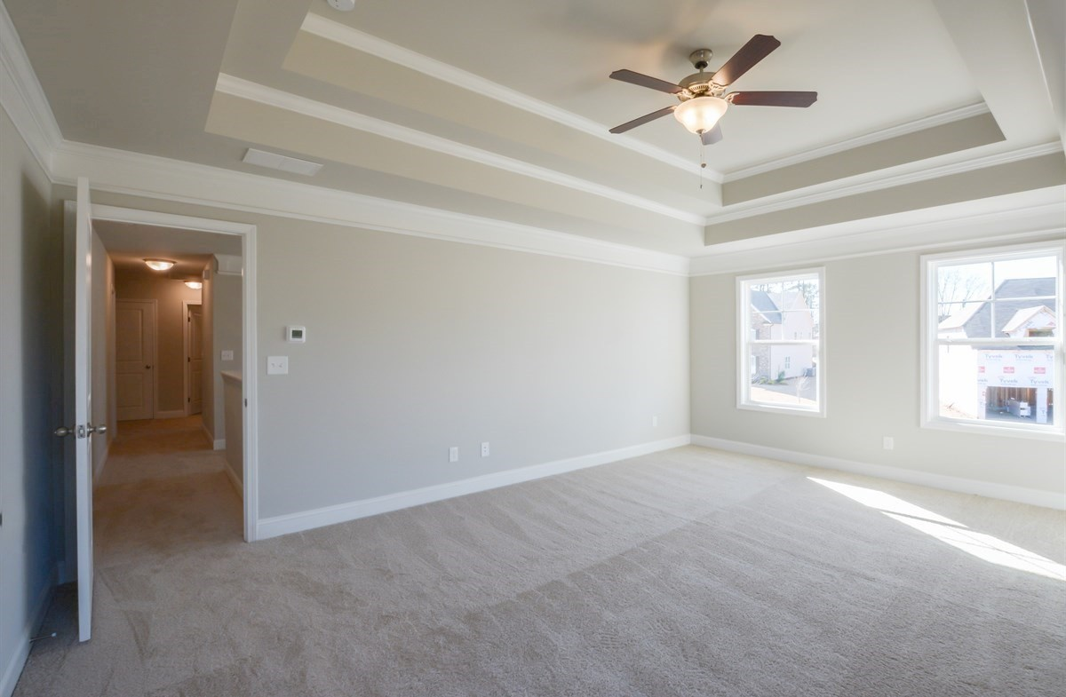 Bradshaw quick move-in Master Suite With Tray Ceiling