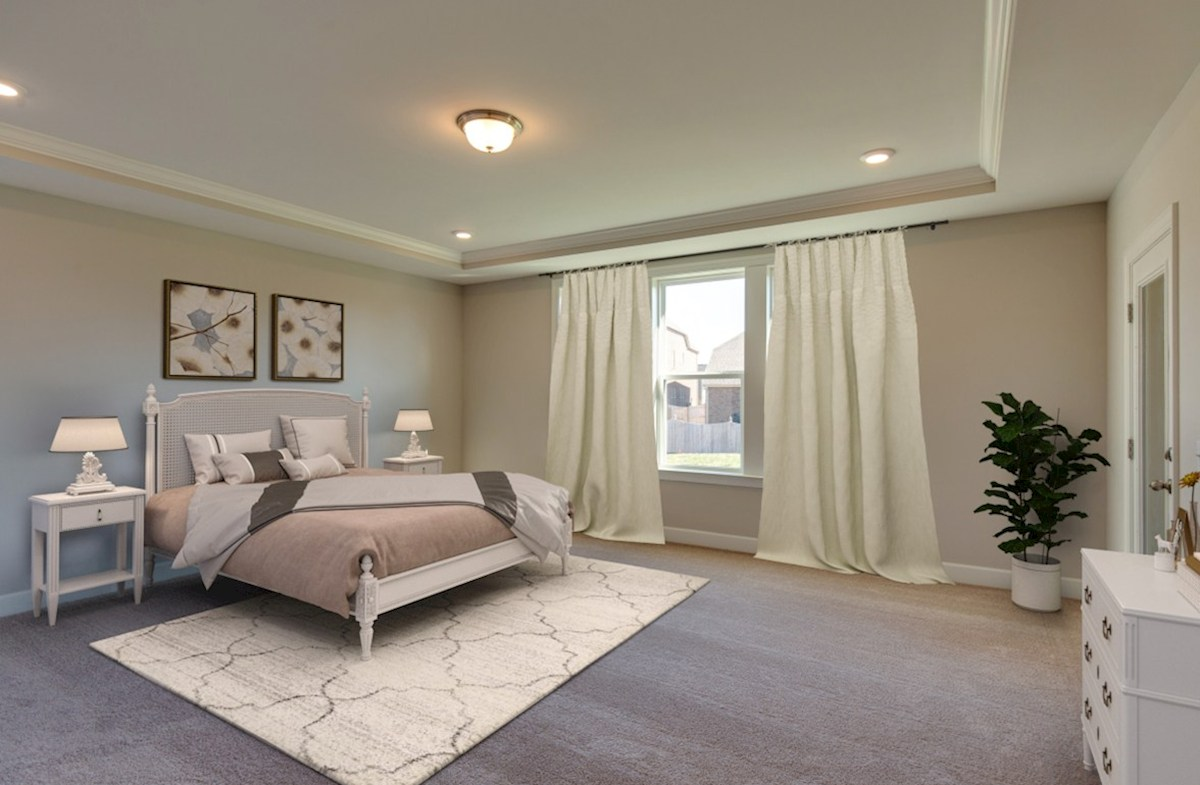 Dogwood quick move-in large master bedroom